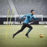 Cristiano Ronaldo, scarpe nuove per il 'Clasico'