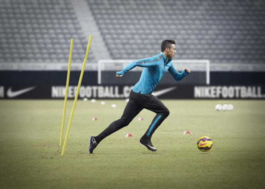 migliore collezione beni di consumo molte scelte di Cristiano Ronaldo, scarpe nuove per il 'Clasico' - Repubblica.it