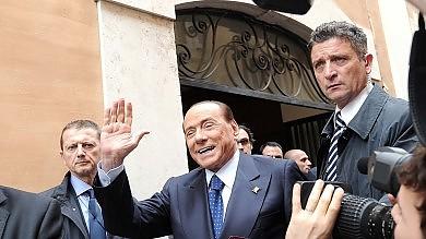"""""""Unioni gay, sì a legge tedesca""""   video   Da Berlusconi ok a piano di Renzi"""