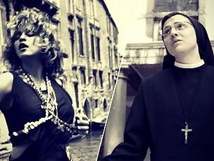 """Madonna su Facebook """"scopre"""" Suor Cristina"""