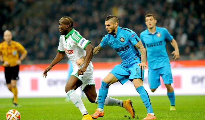 Ultime Notizie: Inter-Saint-Etienne 0-0: vince la noia, ma i nerazzurri vedono la qualificazione