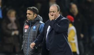 "Napoli, Benitez: ""Mi aspettavo una partita diversa"""