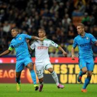 Inter-Saint-Etienne 0-0: vince la noia, ma i nerazzurri vedono la qualificazione