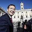 Roma, il crollo del consenso  per il sindaco Marino bocciato da 80% dei romani