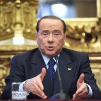 """Berlusconi: """"Fine dei servizi sociali anticipata a febbraio. Mi ricandiderò"""""""