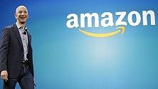 Per Amazon un trimestre  ancora negativo