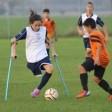 In campo senza una gamba la sfida di Francesco, 15 anni