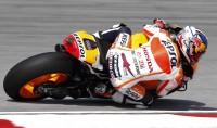 Libere, Pedrosa il più veloce Rossi deve inseguire
