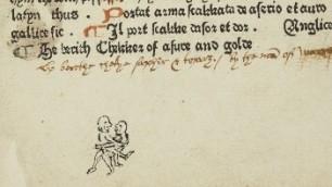 Appunti e disegnini osceni vita segreta dei libri antichi