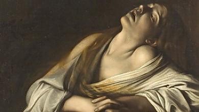 """Esclusivo    """"La vera Maddalena"""" Svelato il mistero di Caravaggio"""