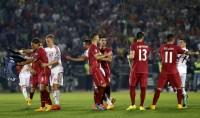 Albania punita 3-0 a tavolino   foto   Ma tolti i tre punti alla Serbia