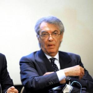 """Inter, Moratti: """"Lascio ma non vendo: le quote sono mie e me le tengo"""""""