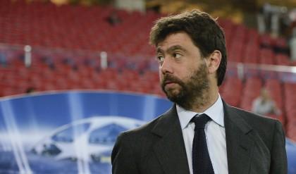 """Agnelli: """"Calcio moribondo Tavecchio è una sconfitta''"""