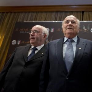 Ultime Notizie: Calcio, Blatter sta con Tavecchio: