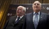 """Blatter sta con Tavecchio: """"Avanzerò  la proposta della tecnologia in campo"""""""