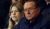 """Berlusconi a Milanello con Barbara """"Abbiamo la sede più bella del mondo"""""""