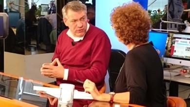 """Landini a Rep tv: """"Su economia e lavoro il governo non ha più consenso""""   video"""