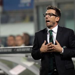 Ultime Notizie: Di Francesco avvisa il Sassuolo: ''Contro il Parma come con la Juve''
