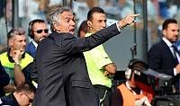 """Donadoni: """"Voglio reazione""""   'Difra' : """"Come con la Juve"""""""