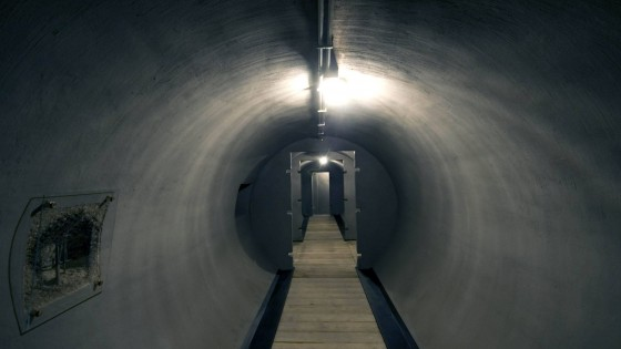 Nei bunker segreti dove Mussolini cercava rifugio dai bombardamenti