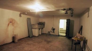 Nei bunker segreti dove Mussolini -   foto   cercava scampo dai bombardamenti