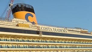Costa riparte da Diadema   trecento metri di extra lusso    video  - La nuova ammiraglia
