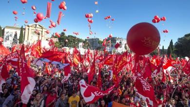 Ultime Notizie: La Cgil, un milione in piazza contro il Jobs Act. Camusso: