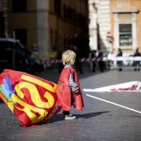 Roma, Cgil in piazza: il fotoracconto
