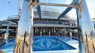 Ecco Diadema la regina del mare Costa svela 300 m  etri extra lusso    video  - La nuova ammiraglia
