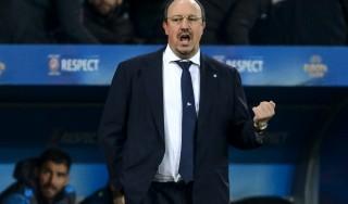 """Napoli, Benitez: """"Vado avanti per la mia strada, tocca ai campioni fare la differenza"""""""