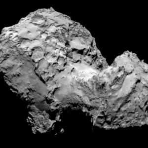 """Quel """"profumo"""" di cometa """"annusato"""" dalla sonda Rosetta"""