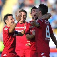 Empoli-Cagliari 0-4, show di Zemanlandia al Castellani
