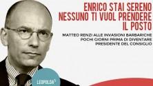 Leopolda, i cartelli dimenticati da Renzi. La satira in Rete