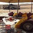 Accampamento da sogno La tenda è extra lusso