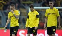 Germania, Dortmund sempre più in crisi   Premier : Liverpool a secco, cade il City