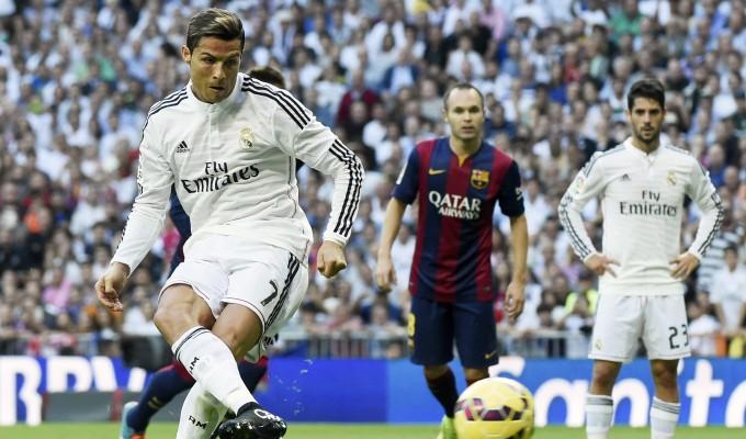 Ultime Notizie: Real Madrid-Barcellona  1-1 : la diretta    foto
