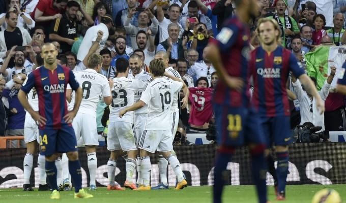 Ultime Notizie: Tris del Real, il Clasico è di Ancelotti    foto