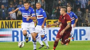 La Samp ferma la Roma: 0-0 Ora la Juve può allungare    foto       Guarda i gol
