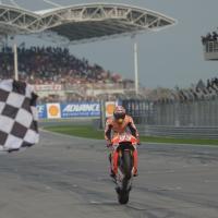 MotoGp, il trionfo di Marquez a Sepang