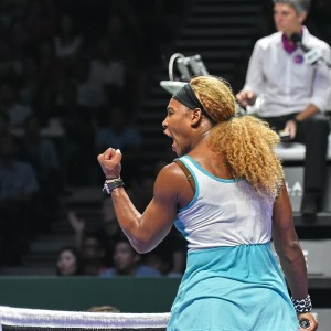 Ultime Notizie: Tennis,Wta Finals: Serena Williams si vendica, Halep travolta in finale