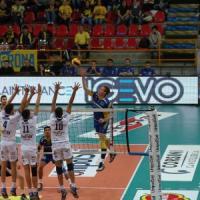 Volley, Superlega: in tre al comando. Colpo Trento a Perugia