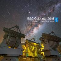 Dodici mesi tra le stelle, il calendario 2015 dell'Eso