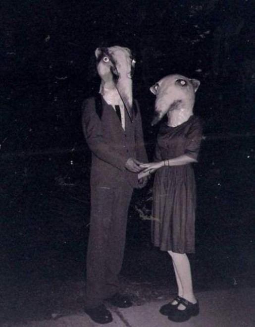 Halloween d'altri tempi: quei travestimenti dal passato