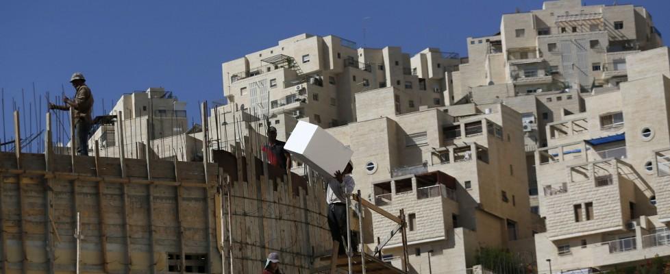 """L'annuncio di Israele: """"Presto altre mille abitazioni a Gerusalemme Est"""""""