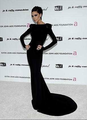 Victoria Beckham, imprenditrice al top