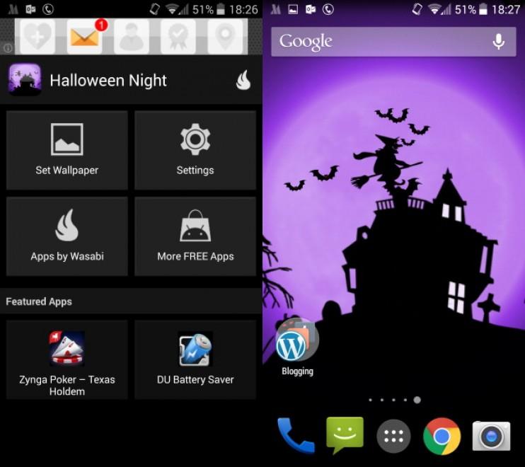 Halloween, per diventare zombie basta una app