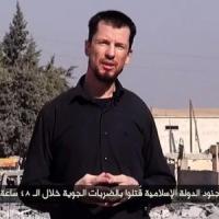 """Kobane, il """"reportage"""" dell'ostaggio Cantlie: """"Vi dimostro che lo Stato Islamico sta..."""