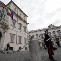 """Stato-mafia, Napolitano sentito per tre ore: """"Mai saputo di accordi"""""""