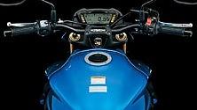 Offensiva Suzuki  al salone della moto