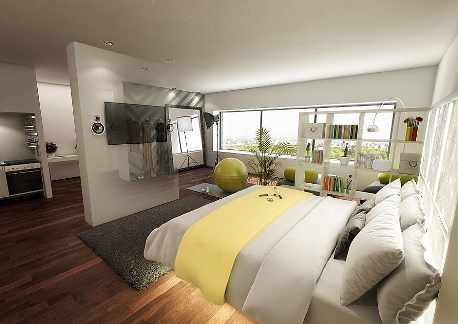 Dormire nel futuro: prolunghe per i selfie e letti sospesi negli hotel